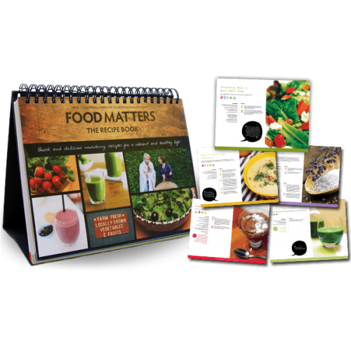 Food matters recipe book forumfinder Choice Image