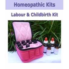 Homeopathic Labour and Childbirth Kit
